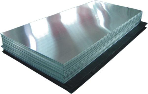 Лист нержавеющий зеркальный 0,4 мм 1000х2000 аisi 304 (08Х18Н10)