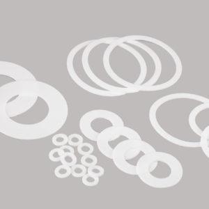 Прокладки фторопластовые Dn-125