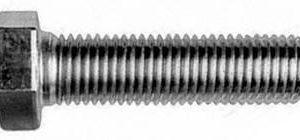 Болт нержавеющий DIN 933 14х50  A-2/A-4