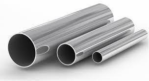 Труба из нержавеющей стали электросварная 38 х 1,5 х 6000 Марка AISI 316 Ti
