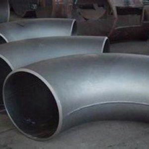 Отвод для труб из нержавеющей стали Марка 12Х18Н10Т