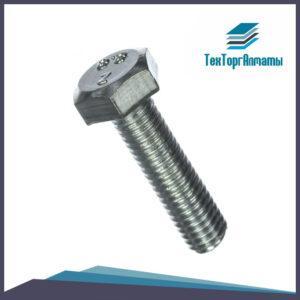 Болт сталь DIN 933 М8х30 A-2/A-4